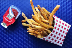 Za'atar Fries