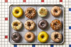 Fancy Donuts (Half-Dozen)
