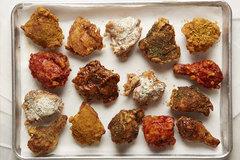 24 Piece Fried Chicken